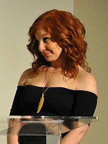 Julie Klausner April 2013.jpg