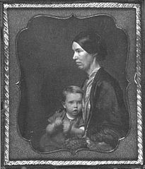 Juliette Montague Cooke with son Amos Francis.jpg