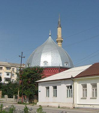 Quba - Juma Mosque