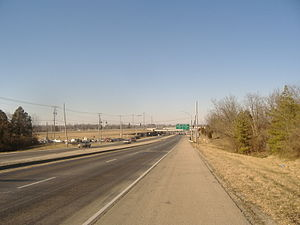 Interstate 265 - Junction of US 31E and KY 841