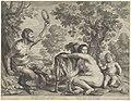 Jupiter als kind gevoed met melk van de geit Amalthea, RP-P-H-O-18.jpg