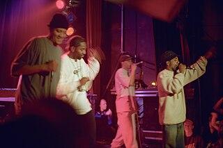 Jurassic 5 American hip hop group