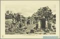 KITLV - 37352 - Demmeni, J. - Tulp, De - Haarlem - Ruins of temples in Candi Sewu in Central Java - 1911.tif