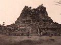 KITLV 155151 - Kassian Céphas - East or front of the Shiva Temple of Prambanan near Yogyakarta - 1889-1890.tif