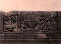 KITLV 155168 - Kassian Céphas - Reliefs on the terrace of the Shiva temple of Prambanan near Yogyakarta - 1889-1890.tif