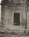 KITLV 88158 - Unknown - Temple at Deogarh in British India - 1897.tif