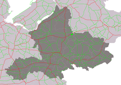 Kaart Provinciale weg 791.png