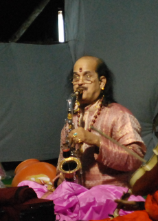 Kadri Gopalnath Indian saxophonist