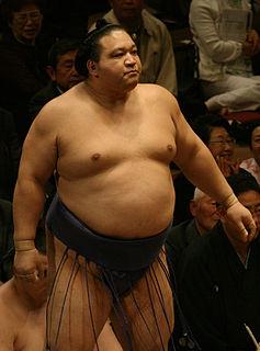 Kaiō Hiroyuki Sumo wrestler