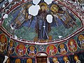 Kakopetria Kirche Agios Nikolaos tis Stegis Innen Konche 2.jpg