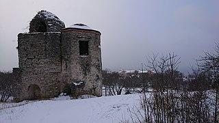 Kalkugnsruiner vid Galgberget i Visby 3.jpg