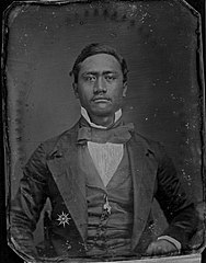 Kamehameha IV, photograph by Hugo Stangenwald, N-0547, Mission Houses Museum Archives.jpg