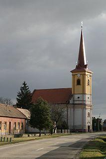 Kamenný Most (Nové Zámky District) village in Slovakia