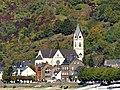 Kamp-Bornhofen – Wallfahrtskirche – erbaut um 1400 - panoramio (1).jpg
