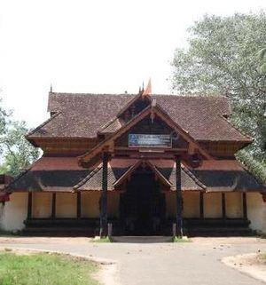 Kandiyoor Sree Mahadeva Temple - Image: Kandiyur Siva Temple Tower