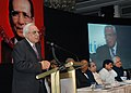 "Kapil Sibal addressing at the 1st Ramrao Adik Oration on ""Education Challenges and Future"", in Mumbai on August 30, 2010. The Chief Minister of Maharashtra, Shri Ashok Chavan is also seen.jpg"