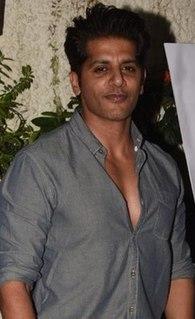 Karanvir Bohra Indian actor