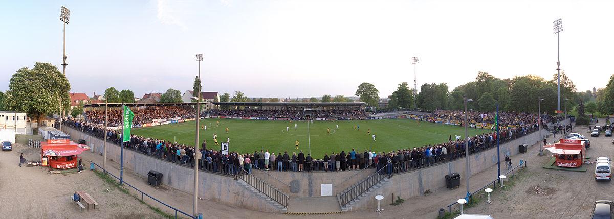 Karl Liebknecht Stadion Potsdam
