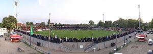 Karl-Liebknecht-Stadion - Image: Karli Pano