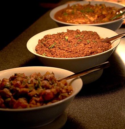 composition du curry indien