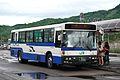 Karuizawa Station bus stop usui line bus.JPG