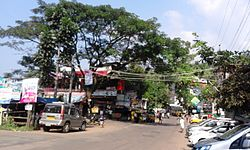 Karuvarakkundu town, Malappuram district, India.jpg