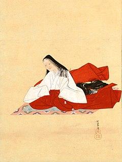 Lady Kasuga Japanese samurai