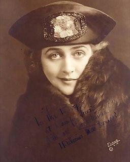 Katherine MacDonald American actress