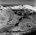 Katmai Glacier, terminus of valley glacier, August 26, 1969 (GLACIERS 7007).jpg