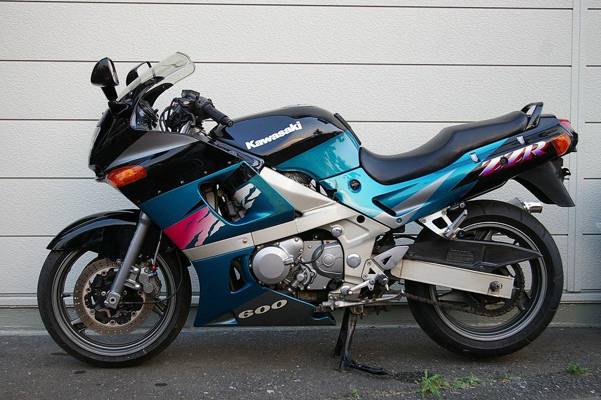 Kawasaki ZZ R 600 Wikipedia Wolna Encyklopedia