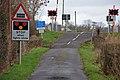 Kellswater North level crossing - geograph.org.uk - 347235.jpg