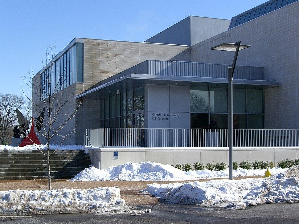 Kemper Art Museum at Wash U
