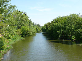 Kharkov river from Chigirin bridge.jpg