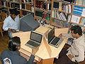 Khazar Universiry Library.JPG