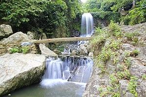 Ba Vì National Park - Image: Khoang Xanh Be khoang nong 19