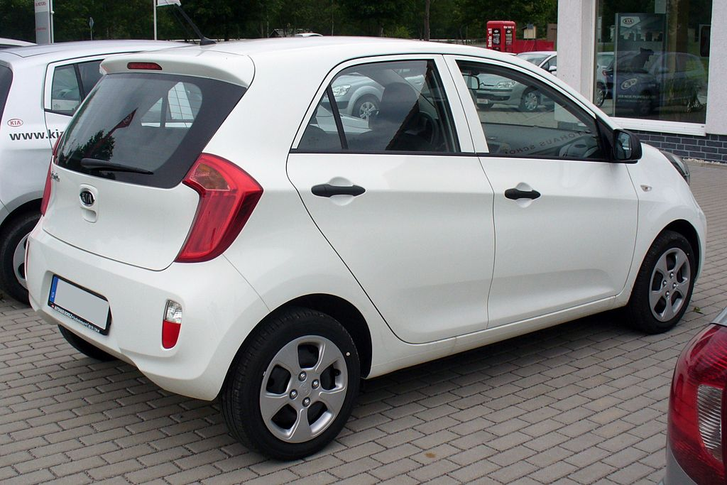 File Kia Picanto F Nft Rer Vision 1 0 Cvvt Schneewei Heck
