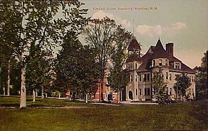 Plainfield, New Hampshire - Image: Kimball Union Academy, Meriden, NH