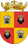 Blason historique du Royaume de l'Algarve
