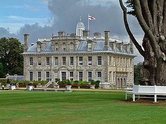 Kingston Lacy - Image: Kingston Lacy House geograph.org.uk 1059796