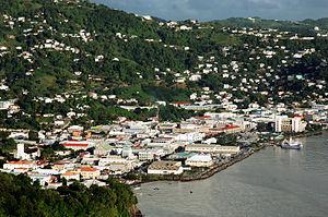 Kingstown - Kingstown, Saint Vincent