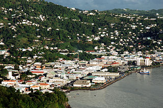 Kingstown Town and Capital in Saint Vincent, Saint Vincent and the Grenadines