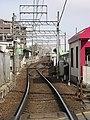 Kintetsu Nakagawara station , 近鉄 中川原駅 - panoramio.jpg