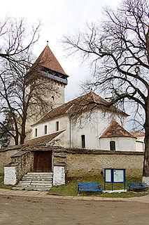 Chirpăr Commune in Sibiu, Romania