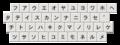 Kl jis b 9509 kana layout 2.png
