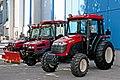 Klagenfurt, Herbstmesse 2010 (Kioti tractors).jpg