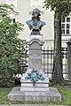 Klagenfurt Innere Stadt Ursulinengasse Büste Franz Josef Graf Enzenberg 11082012 9561.jpg