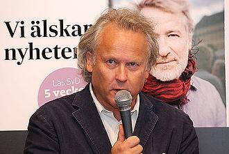 Klas Östergren - Klas Östergren in 2014.