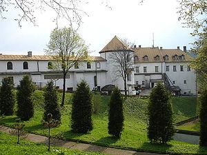 Lesko County - Image: Kmiter Burg
