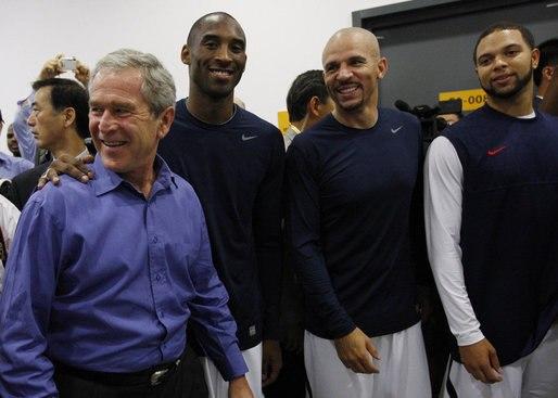 Kobe Bryant in 2008