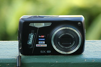 Kodak EasyShare - Kodak EasyShare M575.